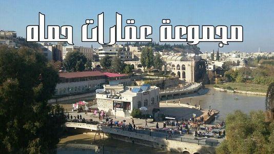 مجموعة عقارات حماة