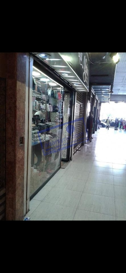 محل تجاري للبيع او الاستثمار