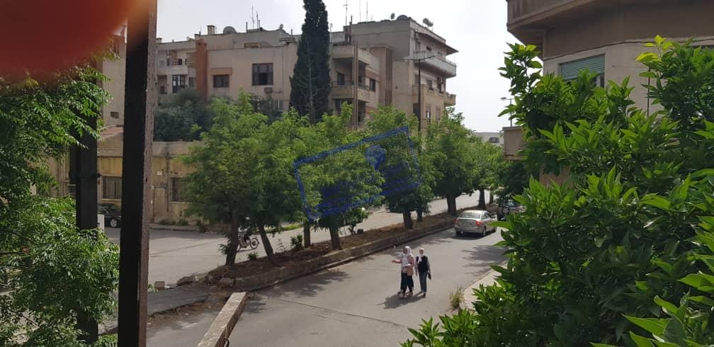 للبيع بأرقي أحياء حمص – حي المحطة – طابو أخضر ….